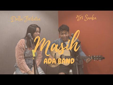 MASIH - ADA BAND (LIVE COVER & LIRIK) DELLA FIRDATIA FT TRIS SUAKA.mp3