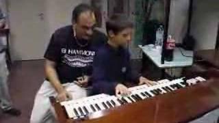 Tommaso and Tony Monaco