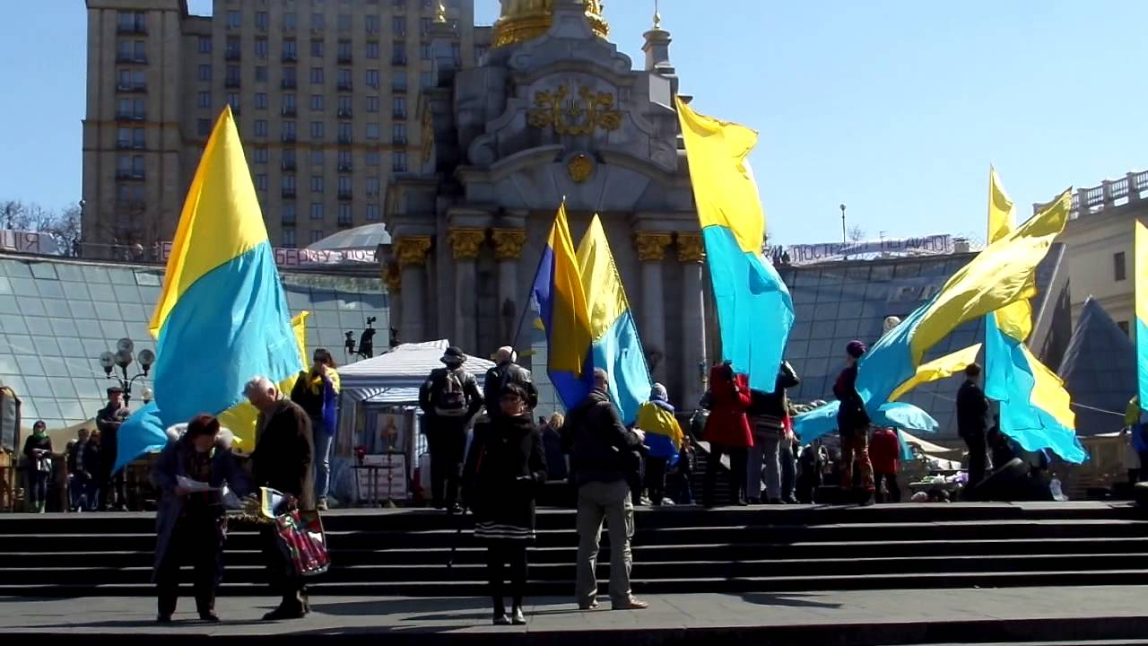 основном флаг украины жовто блакитный фото руси