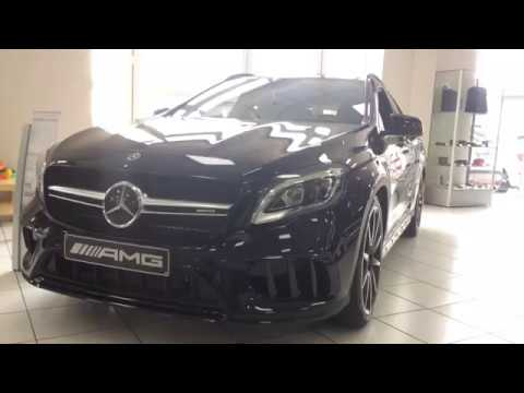 the all new gla45 amg 2017 in mercedes aix en provence. Black Bedroom Furniture Sets. Home Design Ideas