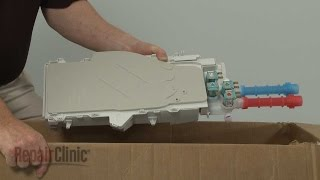 Electrolux Washer Dispenser Housing Replacement #134964020
