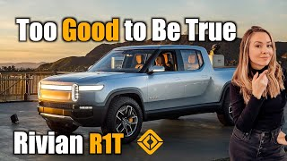 Rivian R1T is HERE and the Critics Are Blown Away