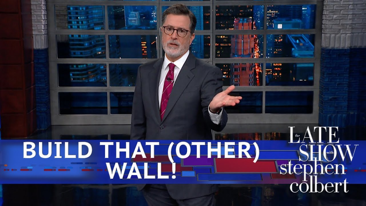 Trump Wants To Build A Wall... In The Sahara Desert