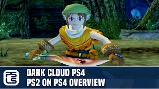 Dark Cloud PS4 - PS2 on PS4 Revisited