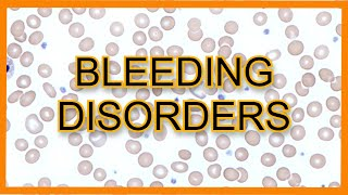 Bleeding Disorders (ITP vs TTP vs HUS vs DIC) || USMLE