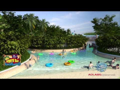 Virtual experience of Adlabs Aquamagica
