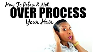 How to prevent overprocessing your hair