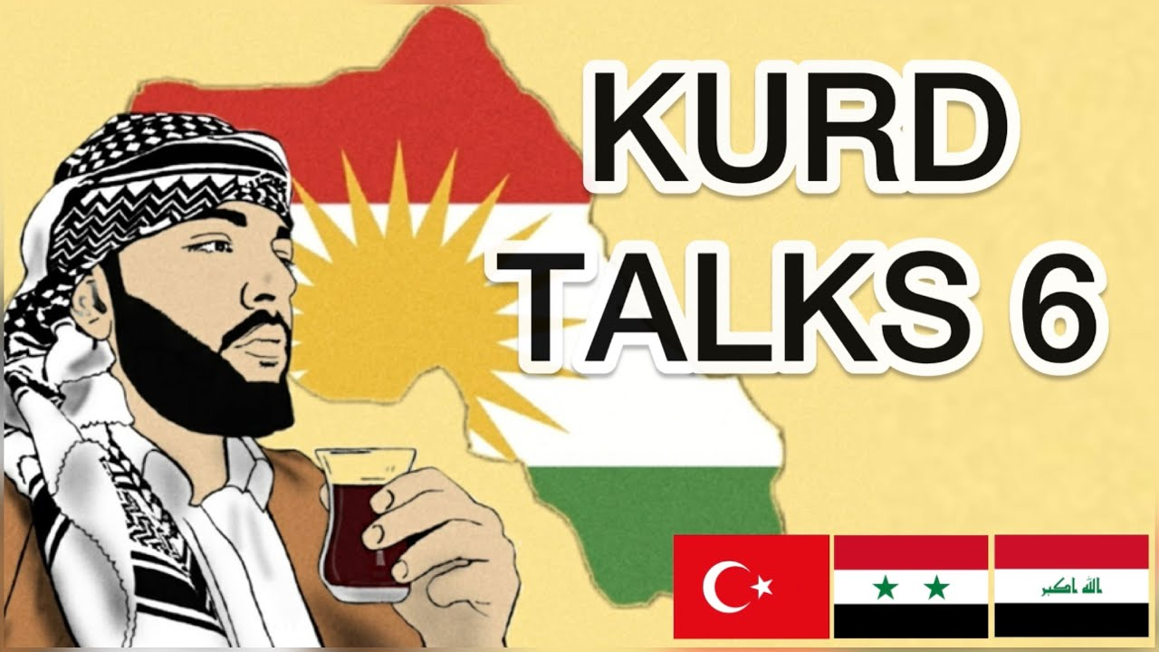 Kurd Talks 6 - Talking to Arabs, Turks & more