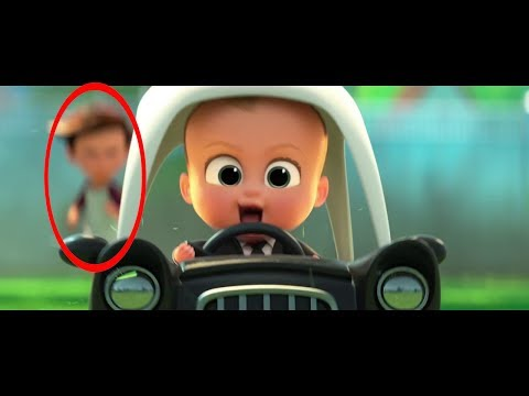 10 Secrets You Missed in The Boss Baby Movie