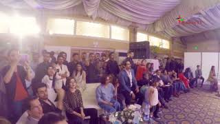 Asrar's performance at the trailer launch of Rangreza The Film