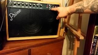 Prime ca-30rc acoustic amp