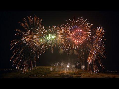 Kamra tan-Nar Madonna taċ-Ċintura - Malta International Fireworks Festival 2017