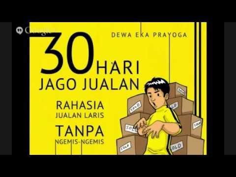 Webinar Dewa Eka Prayoga  30 Hari Jago Jualan YOS
