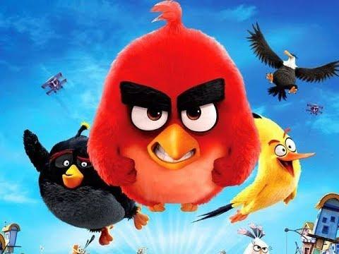 Angry Birds в кино 2-Тизер-трейлер(HD)