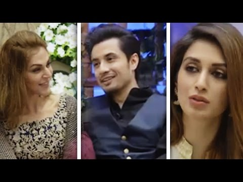 Starry Night with Sana Bucha | Ali Zafar, Iman Ali & Mehwish Hayat | Eid Day 2 Complete Show | APlus