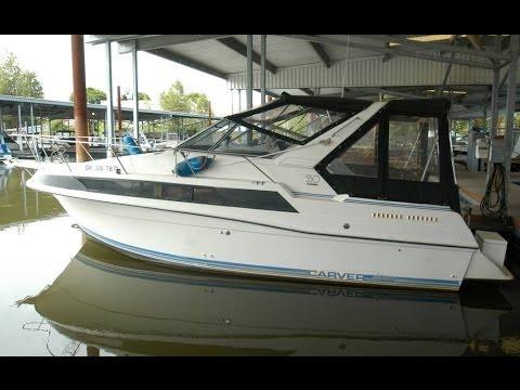 Carver 530 Montego Cruiser - YouTube