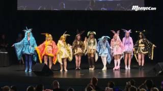 Craftsmanship Costume Contest - MomoCon 2016