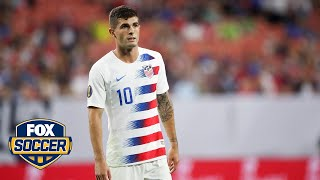 Can Christian Pulisic sustain standard set vs. Trinidad & Tobago? | FOX Soccer Tonight™