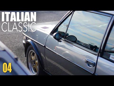 SOUP - Classic Motoring E.04 // Range Rover, Lotus Esprit S2, Fiat 131 Racing
