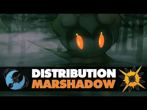 MARSHADOW, HO-OH, PIKACHU SPECIAL FILM DISTRIBUTION !
