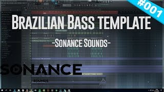 Baixar How To Make Brazilian Bass - Alok Style FLP [FL Studio]