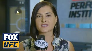 Megan Olivi has updates about Conor McGregor and Khabib Nurmagomedov | UFC TONIGHT