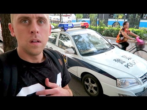 Thumbnail: GETTING ROBBED IN CHINA!!