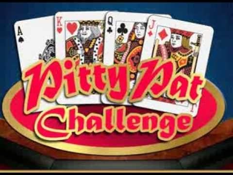 Pitty pat game