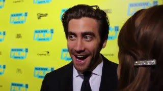 'Demolition' Red Carpet | SXSW 2016 | Jake Gyllenhaal