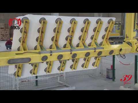 Resin Lines, Katlı Fırın, Mermer Plaka Epoksi Reçine Tamir Fırın Hattı, MKS Makina, TURKEY