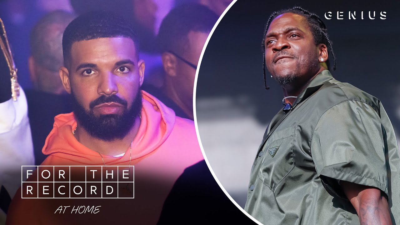 Don't Be Surprised Pusha-T Is Still Dissing Drake | For The Record