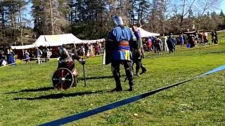 Medieval Fighting Round 3