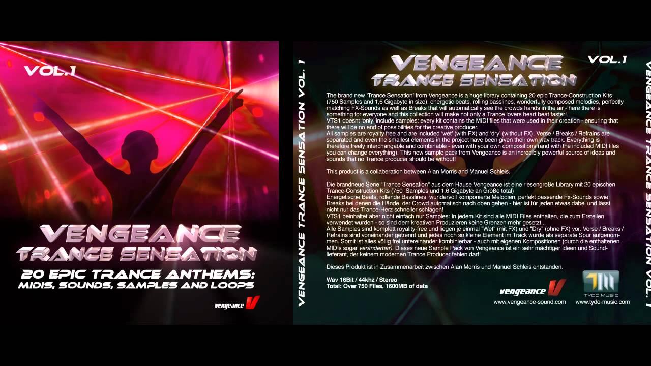 vengeance trance