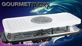 Hardware - Gourmetmaxx Raclette- und Fondue-Set Keramik 1600 Watt