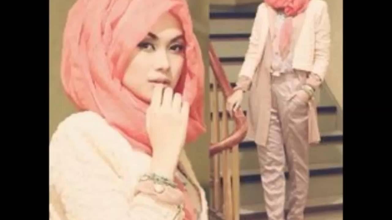 Unique Hijabpashmina Hijab Styles Tutorial Hijab Pashmina Shawl