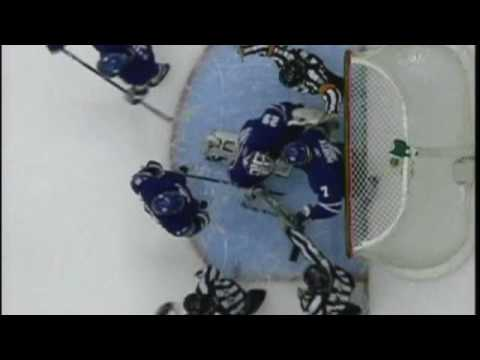Ian White – The Leafs New Starting Goalie!