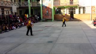 Danza de Charros de Papalotla Tlaxcala
