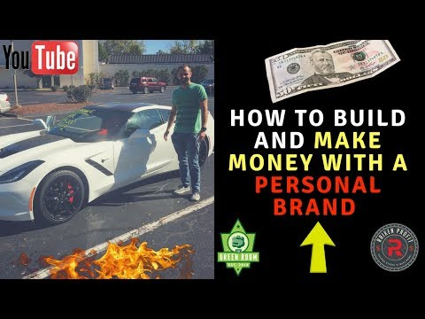 How To Build a Personal Brand & Make Money on YouTube Q&A