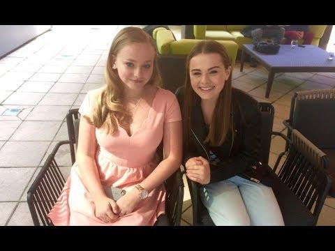Toronto Film Festival The teen actresses gaining plaudits in I Kill Giants