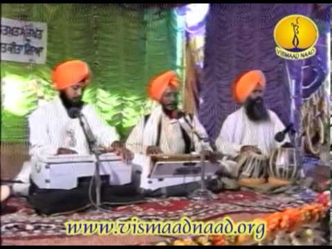 Raag Dhanasari_ Bhai Narinder Singh : Adutti Gurmat Sangeet Samellan 1996