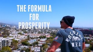 The Formula for Prosperity with Steve Weatherford