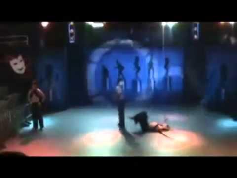 Acrobatic Trio from Marokko