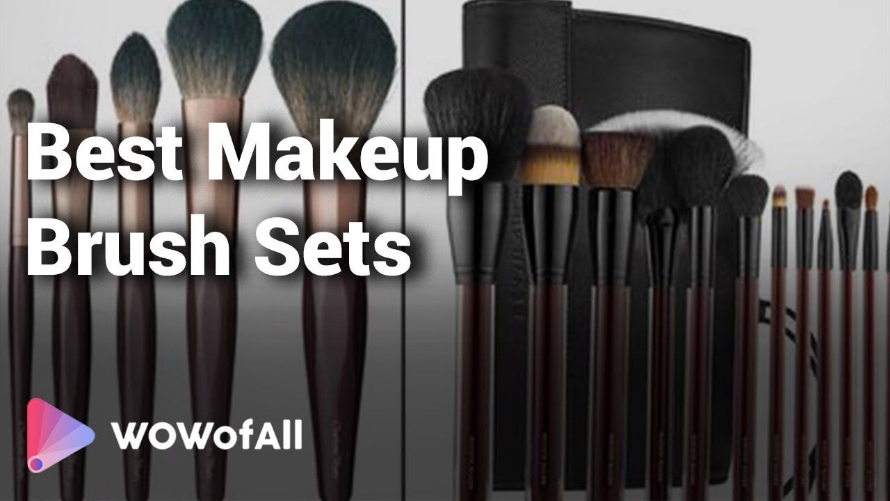 Best Makeup Brush Sets In India