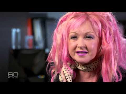 Cyndi Lauper - 60 Minutes