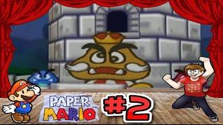 Paper Mario - Part 2 | Goombario & the Goomba King