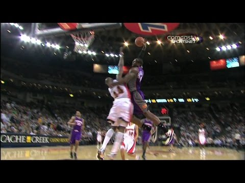 Amare Stoudemire - Dunk King!!!