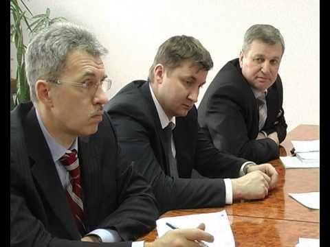 Встреча зам. министра здравохранения Свердловской области в властью Кушвы