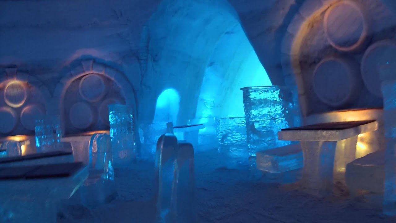 Snow Village Ice Restaurant