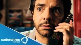 Eugenio Derbez habla de su experiencia con No se aceptan devoluciones