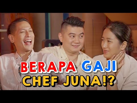 BERAPA GAJI CHEF JUNA U0026 RENATTA DI MASTERCHEF INDONESIA?